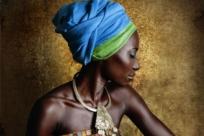 Красивые африканки в красивых нарядах