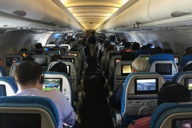 Как не заболеть в самолете - 12правил