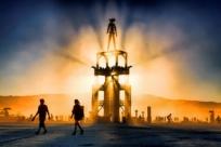 В пыльной буре: Burning Man