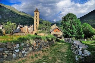 Романские церкви в Валь-де-Бой, Каталония