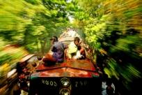 Верхом напоезде изИндии вБангладеш