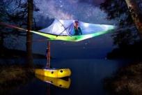 Палатка-НЛО— новый тренд вэкотуризме
