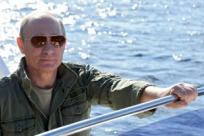Как отдыхает Владимир Путин