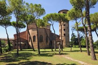 Раннехристианские памятники в городе Равенна