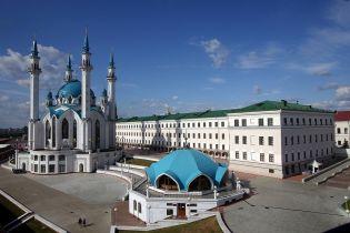Историко-архитектурный комплекс Казанского Кремля