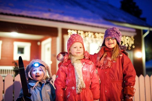 7 идей отдыха в России на новогодние праздники