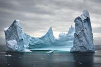 Глобальное потепление: вид сверху