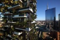 Вертикальный лес в Милане