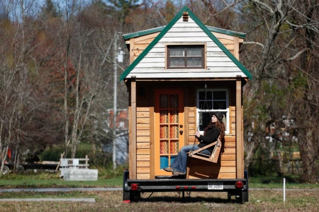 Как переехать в дом на колесах