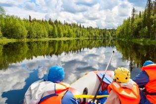 7 рек России для сплавов: экстремальных и не очень