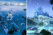 17 реальных мест из мультфильмов Disney