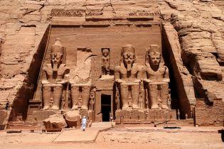 Памятники Нубии от Абу-Симбел до Филэ