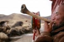 Тибет: ритуал небесных похорон