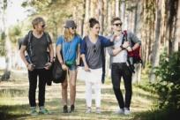 Как путешествовать с друзьями