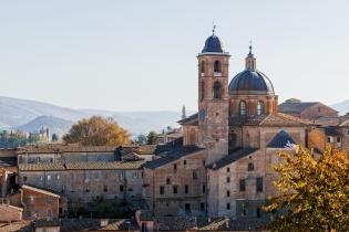 Исторический центр города Урбино
