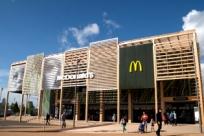 Самые интересные и необычные рестораны «Макдоналдс» в мире