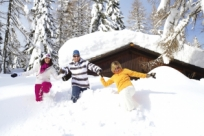 Нассфельд: скорость и снег