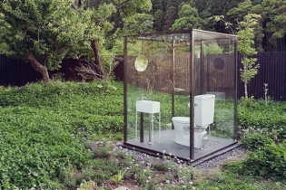Самый уютный общественный туалет на свете, правда
