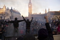 Как вести себя во время массовых беспорядков