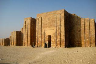 Мемфис и его некрополи - район пирамид от Гизы до Дахшура