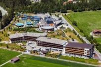 Отель Aqua Dome посреди живописной Австрии