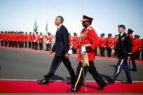 Визит Барака Обамы в Африку