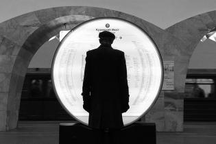 На работу и обратно: круговерть московского метро