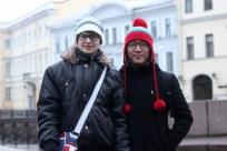 Приключения иностранцев в России