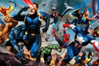 7 мест, где побывали супергерои