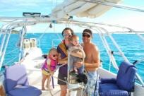 Как мы растим детей на парусной яхте