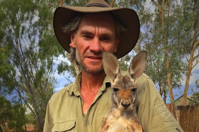 Кенгуру Данди— новый герой Австралии