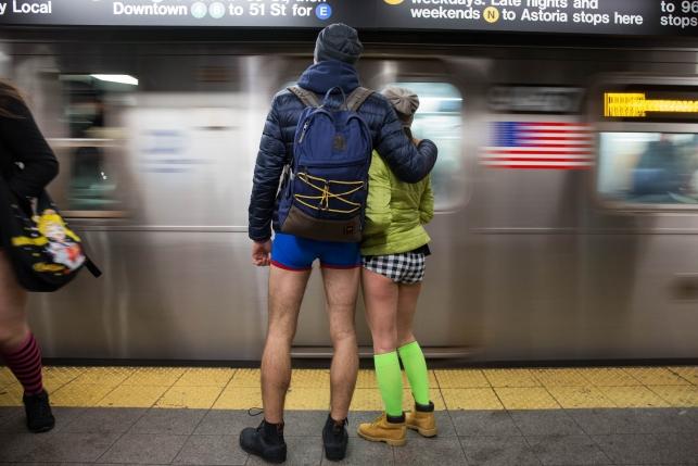 Стыд исрам нью-йоркской подземки