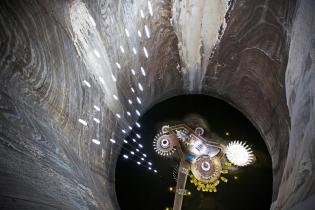 Салина Турда - парк развлечений в соляной шахте