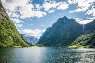 Фьорды западной Норвегии – Гейрангер-фьорд и Нерёй-фьорд