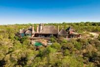 Отель посреди африканского заповедника