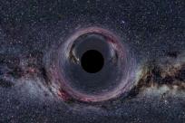 Черные дыры - пылесосы Вселенной