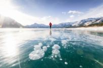 Магическая зима в Канаде