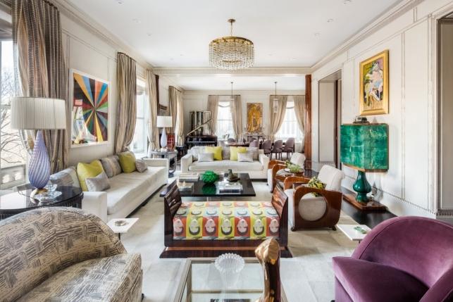 Интерьер апартаментов за 26 миллионов долларов с учетом скидки