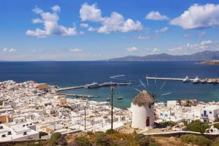10 неизведанных островов Греции