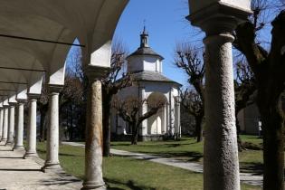 Ансамбли Сакри-Монти в Пьемонте и Ломбардии
