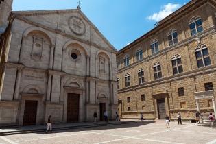Исторический центр города Пьенца