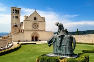Базилика Св. Франциска и другие францисканские памятники в городе Ассизи