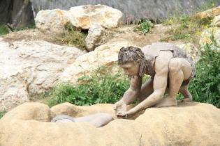 Археологические находки в пещерах Атапуэрка